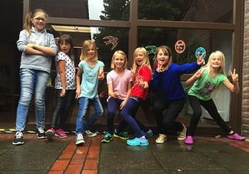 UHW-Kids proben für's Konzert