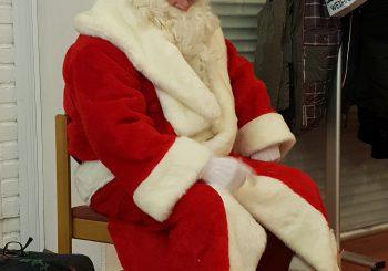 """Weihnachtsmann besucht """"Um Himmels Willen"""""""